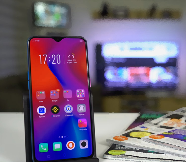 Oppo Rx17 Pro İnceleme